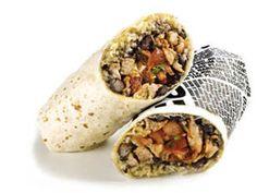 Chicken guerrero burrito - Yahoo!7 Food