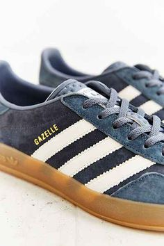 adidas Gazelle Gum-Sole Indoor Sneaker - Urban Outfitters