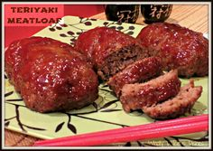 Made this last night with a side of stir fried broccoli & rice- was a big hit! :) Oooooo... this sounds good! I think my husband would love this! Teriyaki Meatloaf