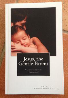 """""""20"""" Reasons NOT to Spank: Why did LR Knost write """"Jesus the Gentle Parent""""?"""