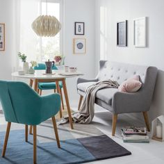 AFFILIATELINK | Diningsofa Kamma (2-seater) - fabric / solid oak - light gray / oak, Scandinavian, design, minimalist, interior, deco, simple, wall decor, bedroom decoration, decoration, bedroom, scandi, modern, minimal, living room, bedroom, bathroom, hallway , Apartment, maritime, room, ideas, ideas, table, windowsill, sofa gray living room modern scandinavian gray couch  #affiliatelink #diningsofa #fabric #kamma #light #seater #solid
