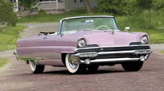 Prominent Premiere - 1956 Lincoln Premiere