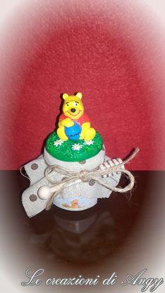 Bomboniera tema Winnie the Pooh