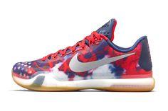 "Nike Kobe X ""USA"""