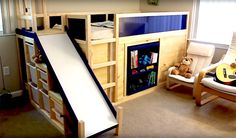 "Love This Dad's IKEA Hack? Build the ""Most Awesome Bed Ever"" for $631 or Less"