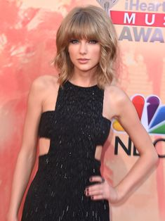 Love all things '70s? Take a photo of Taylor Swift's modern take on the mullet to your next salon appointment.  - GoodHousekeeping.com