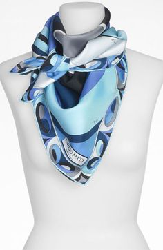 Pucci Scarves On Sale