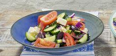 Salada grega da Rita Lobo - Cozinha Prática - Programas - GNT