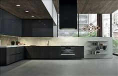Ordinaire Phoenix CRS Varenna An Exclusive Model Where All The Kitchen Units Are  Inspired By Pure And Essential Lines To Achieve A Rigorous Design Project.