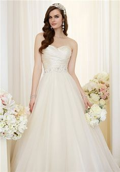 Essense Of Australia Wedding Dresses - The Knot D1714