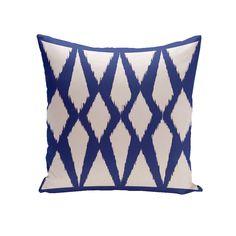 e by design Geometric Decorative Outdoor Pillow & Reviews | AllModern