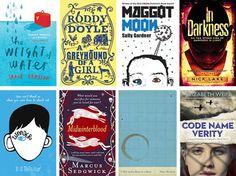Carnegie Shadowing Longlist November Shortlist March Winner June