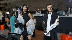 "Earlier this month, Moscow's Mercedes-Benz Fashion Week showcased some spectacular 3D printed prosthetic arms made by designer Nikita Replyanski and Russian prosthesis manufacturer Motorica. The 3D printed prostheses, inspired by robots and butterflies, were made using Autodesk Fusion 360.Fashion weeks, whether they're being held in the ""Big Four"" fashion capitals of the world or elsewhere,"