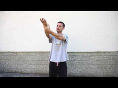Cvik na krčnu a hrudnú chrbticu a na dýchanie - YouTube