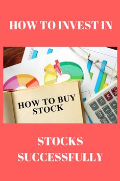 One important way to invest in stocks successfully is by performing the necessary homework on a company before you purchase it. You should take your stock purchase as seriously as you would if you were Read more… Investment Quotes, Investment Tips, Investment Portfolio, Investment Companies, Buy Stocks, Investing In Stocks, Investing Money, How To Know, How To Make Money