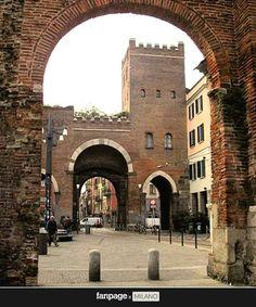 Colonne di S.  Lorenzo Milano
