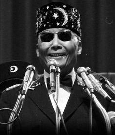 Elijah Muhammad, Che Guevara