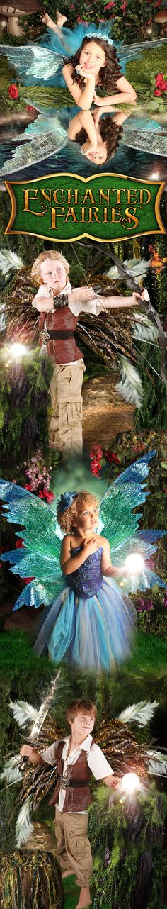 Models Wanted for the Enchanted Fairies 2016 Calendar Benefitting Kidd's Kids!