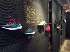 Adidas Boost product launch event @ BRICK LANE Admiralty - BRICK LANE® Hong Kong