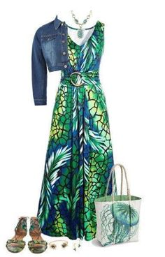 Fashion Ideas Plus Size Mio More Clothing, Shoes & Jewelry - Women - Plus-Size - Wantdo - women big size clothes - Mode Chic, Mode Style, Plus Size Maxi Dresses, Plus Size Outfits, Summer Outfits, Casual Outfits, Summer Dresses, Dresses 2016, Summer Maxi