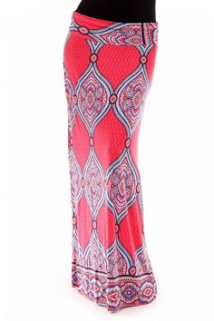 Boutique Republic Womens Maxi Skirts Collection of Various Print Skirt - Long Skirts (Large, Aqua) Long Skirts, Women's Skirts, Womens Maxi Skirts, Print Skirt, Image Link, Boutique, Amazon, Awesome, Check