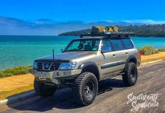 Scott's big 4.8L Patrol @scottballs - Appreciate you being part of the Syndicate brother! www.southcoastsyndicate.com.au… Nissan Patrol Y61, Patrol Gr, Offroad, Safari, Monster Trucks, Brother, Camping, Cars, Big