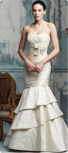 Wedding Dresses - http://weddingdressesblogs.blogspot.com/2012/12/wedding-dresses.html
