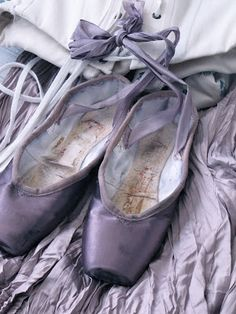 Nothing is more Beautiful than a Well Worn Beautiful Pair of Shoes That Served…