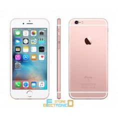 Iphone 6S Italia Rose Gold 16gb.
