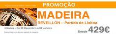 FIM DE ANO Promo Madeira com partidas de Lisboa via Everjets! https://plus.google.com/+ClickViajaMonteBurgosPorto/posts/2Uws3WUVyTT