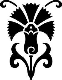 Assalamalekum Wa Rahmatullahi Wa Barakatahu Here are a set of Islamic patterns and geometric tessellations that I would like to share with you. Islamic patterns are symmetrical in nature. Persian Pattern, Persian Motifs, Stencils, Islamic Patterns, Stencil Patterns, Silhouette Art, Abstract Drawings, Pottery Designs, Pattern Drawing