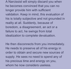The Narcissist
