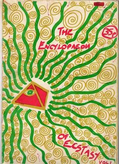 'Encyclopaedia of Ecstasy,' incredible anarcho-goth-punk zine from 1983   Dangerous Minds
