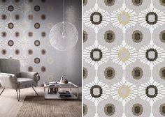 Mosaico+ Decor Collection - Enchanted Tapue  #mosaicopiu #glass #mosaic #glassmosaic #mosaico #vetro #walldecor #living #decoration #design #madeinitaly #ikos #perle #concerto
