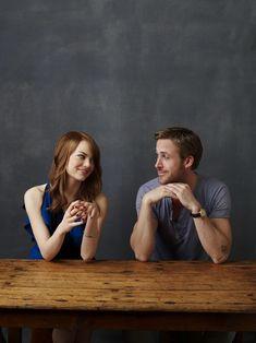 Emma Stone & Ryan Gosling - Imgur