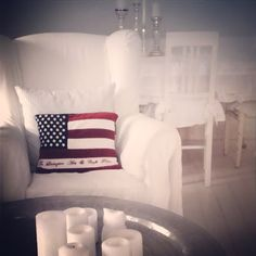 - White Vintage Home - Interior Design - Shop - Passion - Shabby Chic - Decoration - Inspiration - Long Island Living - Design Shop, Shop Interior Design, Home Interior, Long Island, Villa, Love Seat, Armchair, Shabby Chic, Couch