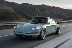 Singer Vehicle Design   Restored. Reimagined. Reborn Restored. Reimagined…