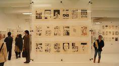 Crunchyroll - A Look Inside the Katsuhiro Otomo GENGA Exhibition