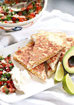 quesadilla's met kip makkeijk recept_ - 6