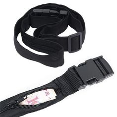 Zip Pocket Hidden Travel Waist Money Belt Wallet Ticket Protect This is a regular looking belt that features a hidden zipped pocket which you can safely conceal cash, coins, tickets or other small pre Best Camping Gear, Hiking Gear, Rv Camping, Secure Wallet, Money Safe, Waist Pouch, Travel Accessories, Clothing Accessories, Bag Storage