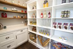 The Stone Shop Pantry Quartz Vicostone Ankeny, IA Built In Storage, Travertine, New Builds, Home Kitchens, Your Design, Pantry, Bookcase, New Homes, Indoor