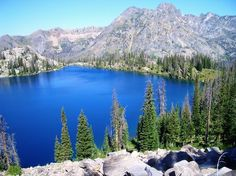 Mount Zirkel Wilderness Area  Longer hike