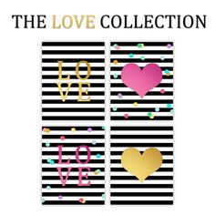 Free Printable Wall Art {Love Collection} - The Cottage Market....LOVE THESE!!!!