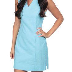 Lauren James Dress In Powder Blue