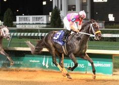 Pants On Fire, back at Churchill Downs for the first time since the 2011 Kentucky Derby, wins the Ack Ack Handicap under Paco Lopez. Fire Drawing, Churchill Downs, Kentucky Derby, Horse Racing, Osaka, Tokyo, Horses, Japan, International Airport