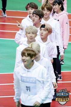 BTS At The 2017 ISAC (170116) ❤ #BTS #방탄소년단