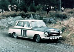 FORD Cortina Lotus RAC 1966 Soderstorm/Palm