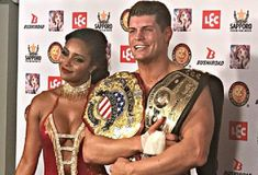 Cody Rhodes Seems Pretty Positive On Possibly Returning To WWE Nwa Wrestling, Wrestling Posters, Japan Pro Wrestling, Wrestling Superstars, Wrestling Rules, Wrestling Divas, Sapporo, Cody Rhodes, Dustin Rhodes