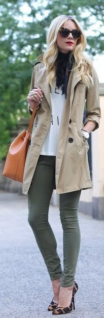 Like the jacket combined with the scarf and skinny jeans Stroll by Atlantic - Pacific.