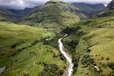 Drakensberg mountains, South Africa.  Travel there with www.nomadtours.co.za
